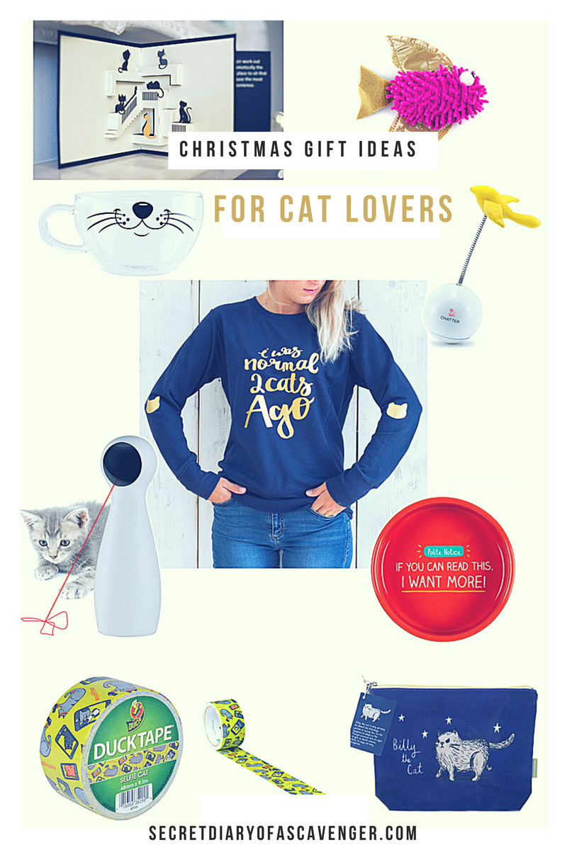 9 puurrfect christmas gift ideas for cat lovers for Christmas gift ideas for kitchen lovers